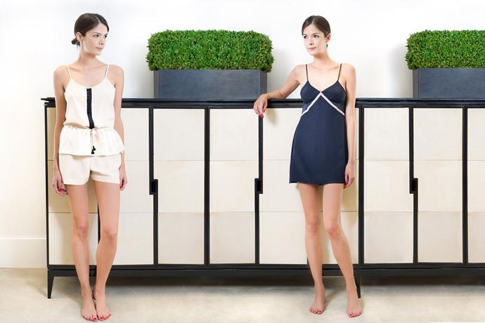 Каролина Эррера выпускает коллекцию модных пижам