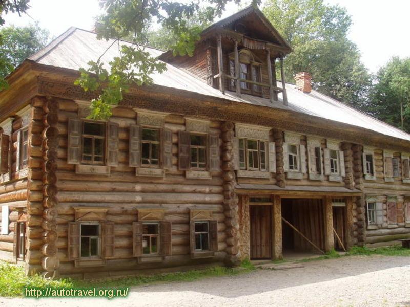 музей архитектуры и быта народов Поволжья, музей деревянного зодчества