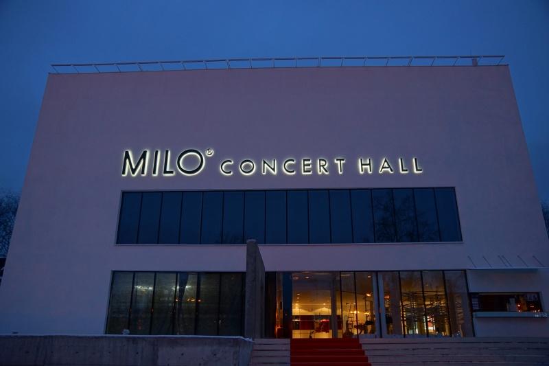 Milo Concert Hall, концертные залы Нижнего Новгорода