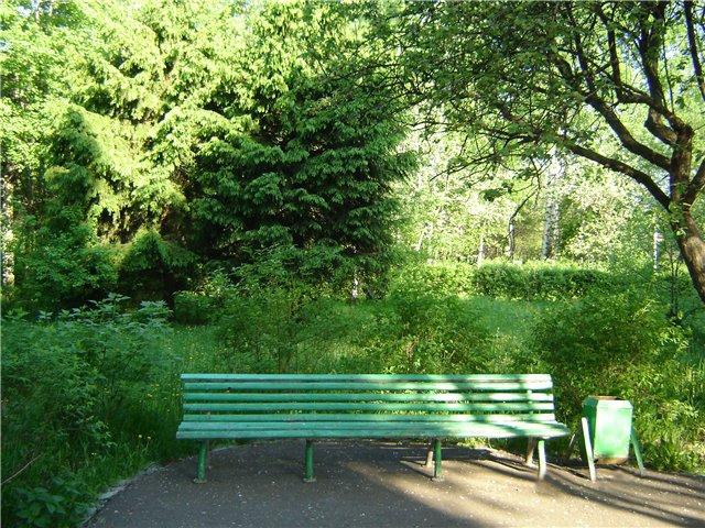 парк имени 1 мая в Нижнем Новгороде