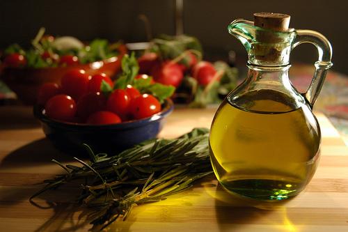 Мастер-класс по оливковому маслу