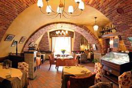Итальянский ресторан La Cantinetta da Roberto / Ла Кантинетта да Роберто