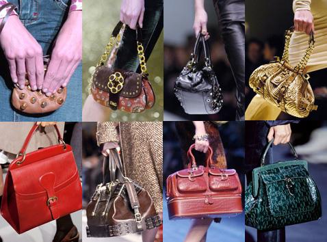 Модные сумки: зима 2013 - 2014