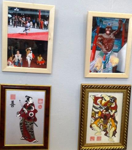 Выставка Натальи Шустовой Манящая Азия